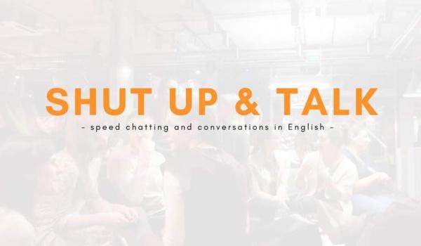 Going. | Shut Up & Talk Katowice - Sezon 2 - Spotkanie #2 - Magazyn - Bar Lounge Mariacka