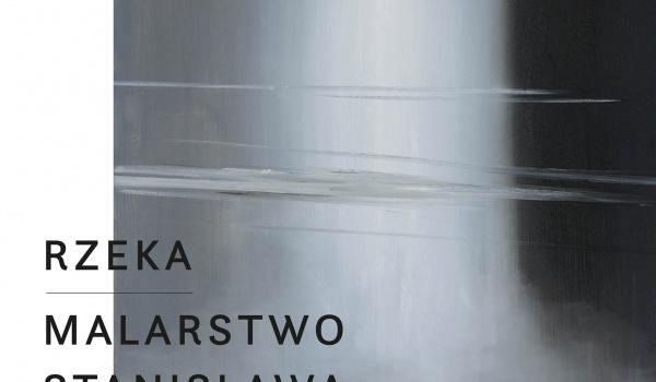 Going. | Rzeka - malarstwo Stanisława Baja - Muzeum Miejskie w Zabrzu/Galeria Sztuki Café Silesia