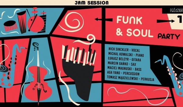 Going.   Funk&Soul Party - BARdzo bardzo