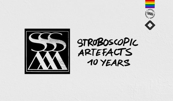 Going. | 10 lat Stroboscopic Artefacts w 999: Zeitgeber,Oake,Denise Rabe - 999
