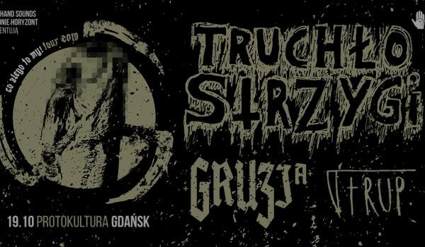 Going. | Co Złego To My: Truchło Strzygi, Gruzja, Trup | Gdańsk - Protokultura - Klub Sztuki Alternatywnej