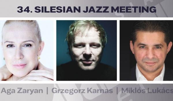 Going. | Aga Zaryan Quartet / Grzegorz Karnas Formula feat. Miklós Lukács - Teatr Ziemi Rybnickiej