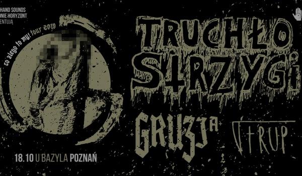 Going. | Co Złego To My: Truchło Strzygi, Gruzja, Trup | Poznań - Klub u Bazyla