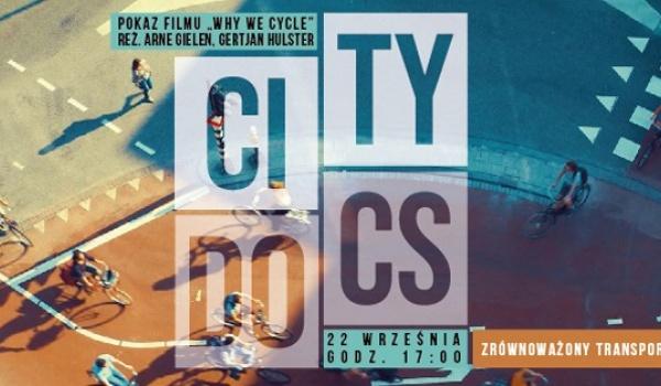 Going. | City Docs. Temat: zrównoważony transport - DCF