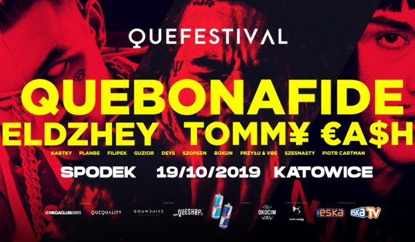 Going. | Quefestival 2019 - Spodek