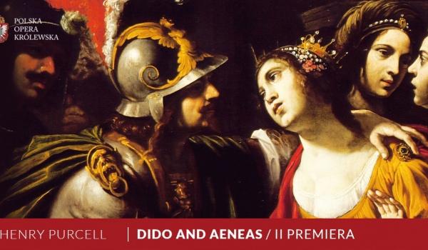 Going. | Dido and Aeneas / Henry Purcell - Muzeum Łazienki Królewskie