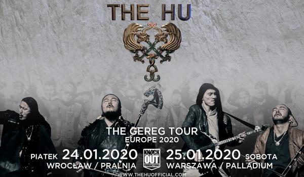 Going. | The HU | Warszawa - Palladium