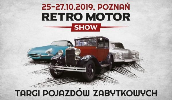 Going. | Targi Pojazdów Zabytkowych Retro Motor Show 2019 - Międzynarodowe Targi Poznańskie