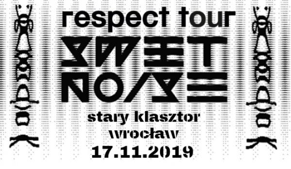 Going.   Sweet Noise - Respect Tour - Sala Gotycka w Starym Klasztorze