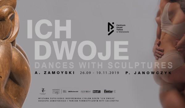 Going. | Dances with Sculptures - Ich Dwoje - Centrum Sztuki Tańca w Warszawie