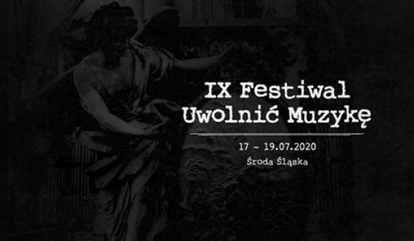 Going. | IX Festiwal Uwolnić Muzykę - ulica Jana Kilińskiego 33, 55-300 Środa Śląska, Polska