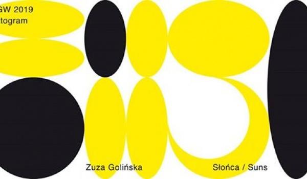 Going. | WGW 2019: Zuza Golińska / Suns - Piktogram