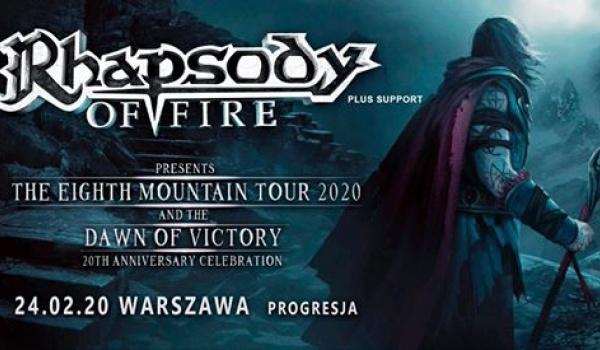 Going. | Rhapsody Of Fire | Warszawa - Progresja