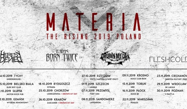 Going.   Materia   Rzeszów - Klub Vinyl