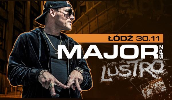 Going. | Major SPZ w Łodzi | Koncert premierowy - SODA Underground Stage