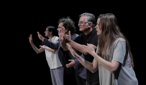 Going.   Jeden gest - Nowy Teatr