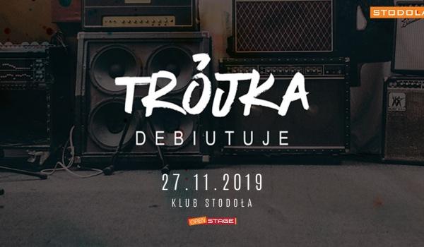 Going. | Trójka Debiutuje - Klub Stodoła