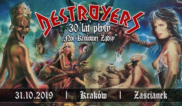 Going. | Destroyers na Halloween - Klub Zaścianek