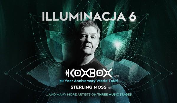 Going. | Illuminacja 6 - Koxbox 30 lecie & Sterling Moss & 2deko - Bunkier Club