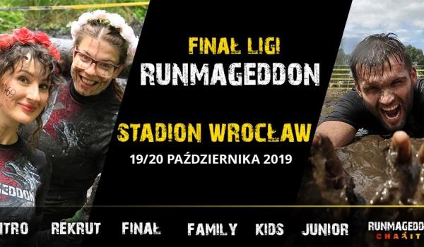 Going. | Finał Ligi Runmageddonu Stadion 2019 - Stadion Wrocław