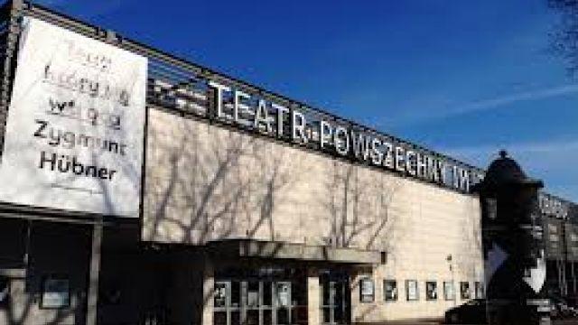Scena Duża, Teatr Powszechny im. Zygmunta Hübnera