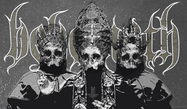 Going.   Behemoth - Ecclesia Diabolica Baltica - EXPO XXI