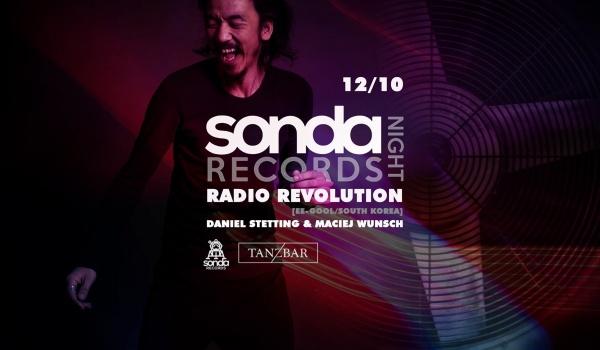 Going. | Sonda Records Night: Radio Revolution - City Hall
