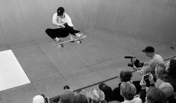 Going. | Poland Skateboard Awards 2019 - Skate Culture Foundation - Zet Pe Te