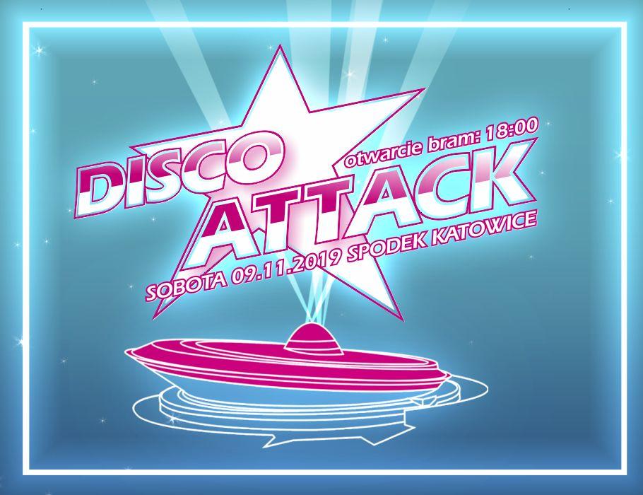 Disco Attack V edycja
