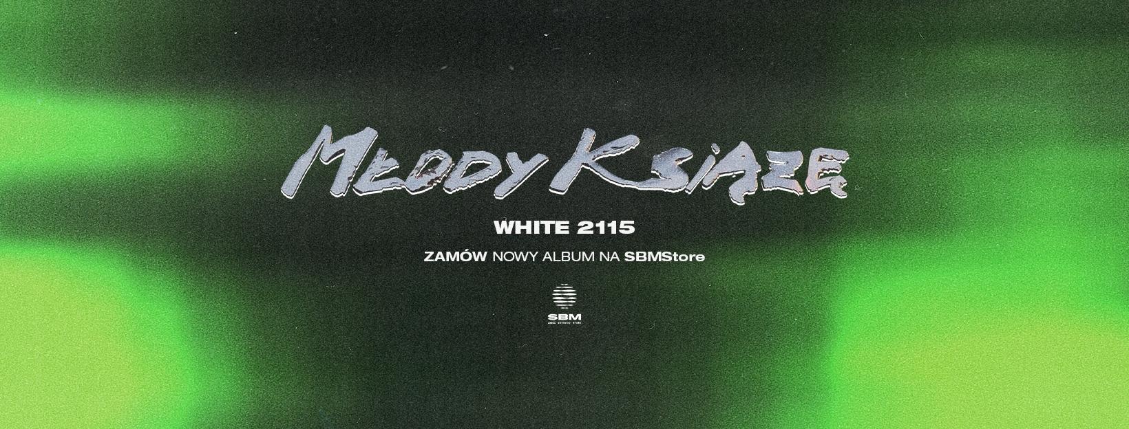 Going. | White - Młody Książę