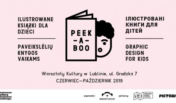 Going. | Peekaboo - wystawa polskiej, litewskiej i ukraińskiej ilustracji - Warsztaty Kultury