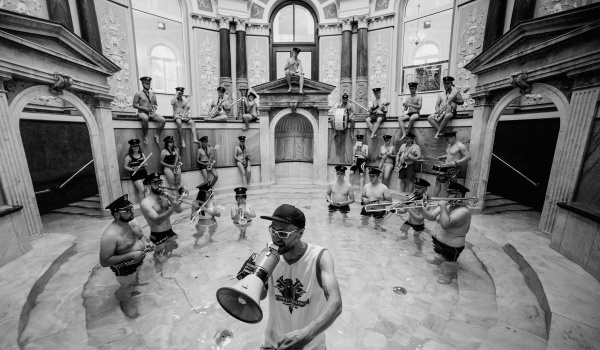 Going. | L.U.C & Rebel Babel Ensemble zagrają w Starym Klasztorze! - Stary Klasztor