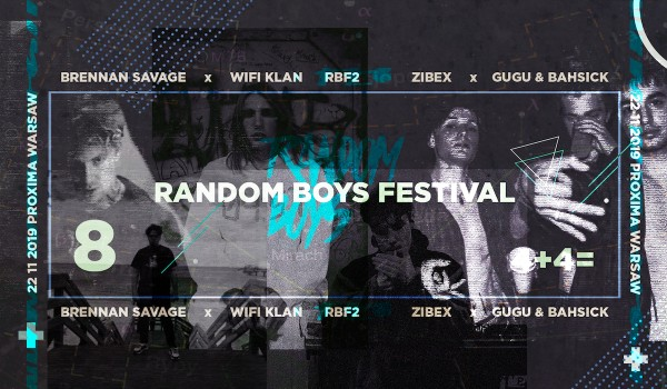 Going. | RANDOM BOYS FESTIVAL 2 - Proxima