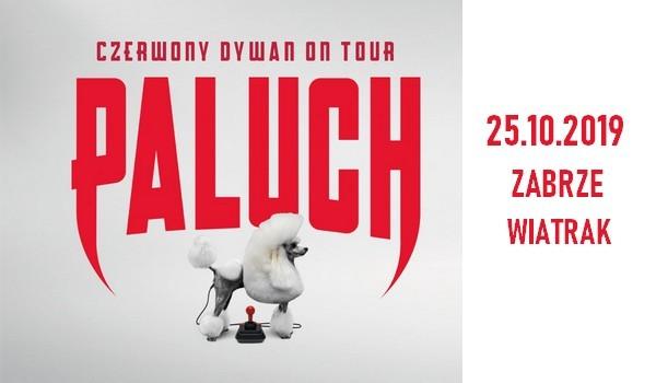 Going. | PALUCH - CZERWONY DYWAN TOUR 2019 - Klub CK Wiatrak