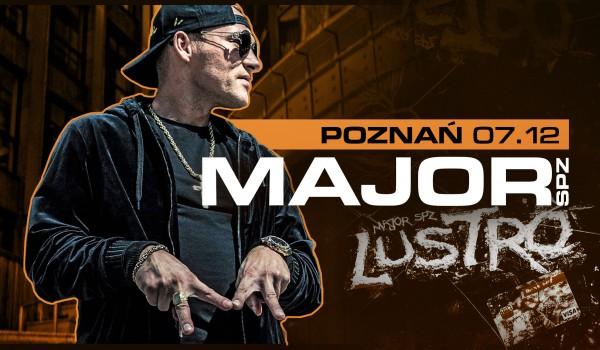 Going. | Major SPZ w Poznaniu !| Koncert premierowy - 9stóp Akademickie Centrum Kultury i Sportu