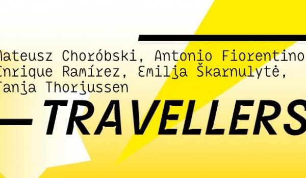 Going. | Travellers - Gdańska Galeria Güntera Grassa