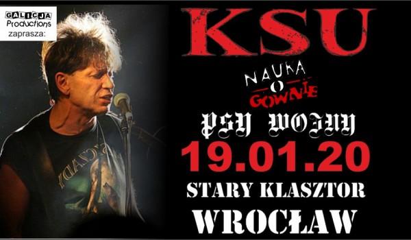 Going. | KSU, Nauka o Gównie, Psy Wojny - Stary Klasztor