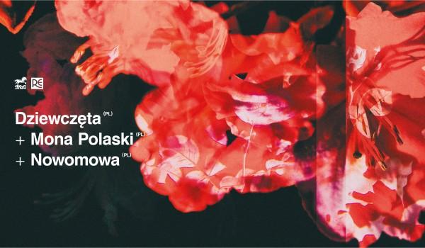 Going. | Dziewczęta + mona polaski + Nowomowa - Klub RE