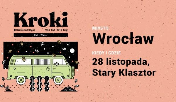 Going. | Kroki | Wrocław - Sala Gotycka w Starym Klasztorze