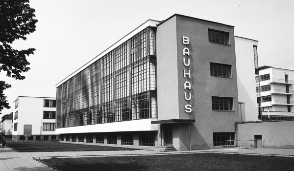 Going. | Bauhaus – nauczanie / nowy człowiek - Muzeum Sztuki w Łodzi