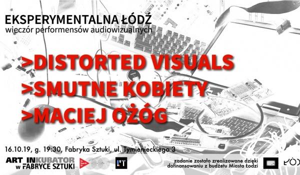 Going. | Eksperymentalna ŁÓDŹ | wieczór performensów audiowizualnych - Fabryka Sztuki w Łodzi
