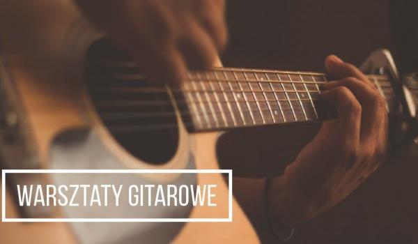 Going. | Warsztaty gitarowe - ACK UMCS Chatka Żaka