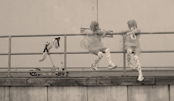 Going. | Aspekt! Aspekt! – wystawa wideo Biennale WRO 2019 - Centrum Sztuki WRO - WRO Art Center