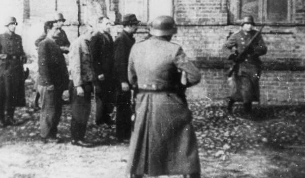 Going.   Sonderaktion Krakau, 6 listopada 1939 r. - Centrum Kultury Żydowskiej