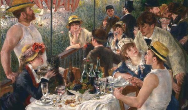 Going.   Renoir - poważany i znieważany   Wielkie malarstwo na ekranie - Kino Muranów