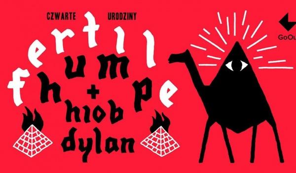 Going. | IV urodziny Fertile Hump /  Hiob Dylan - Pogłos