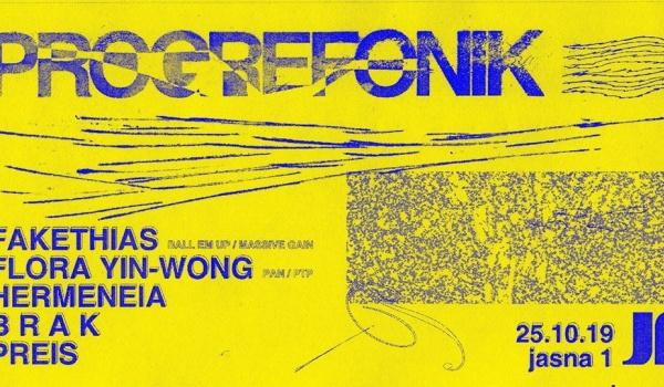 Going. | PROGREFONIK pres. Flora Yin-Wong & FAKETHIAS - Jasna 1