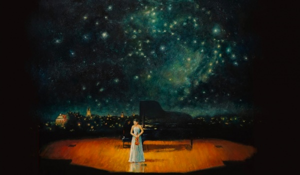 Going. | Wystawa malarstwa Anny Celińskiej-Banaszek - Filharmonia Lubelska