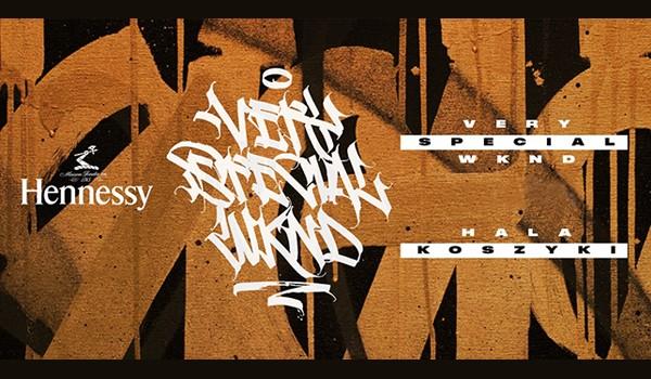 Going. | Hennessy VERY Special WKND - Hala Koszyki