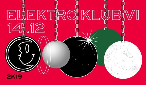 Going. | ElektroKlub VI - świąteczna edycja cyklu! - MCK - Międzynarodowe Centrum Kongresowe